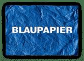 Blaupapier LOGO png