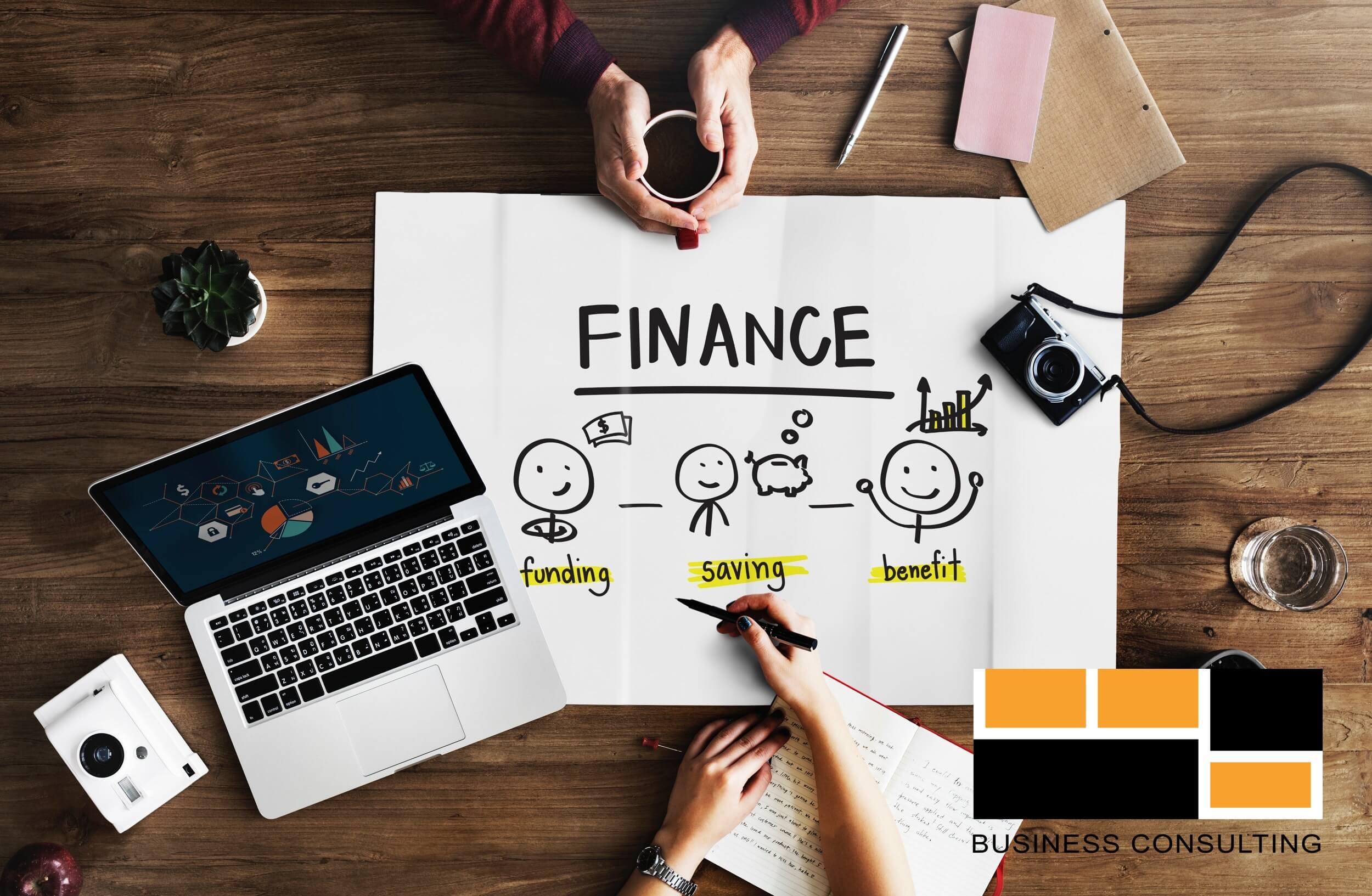 Blogbild Unternehmensfinanzierung